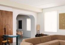 mieszanka-stylów-inspiracje-salon-wnętrze-kanapa-sofa-biurko
