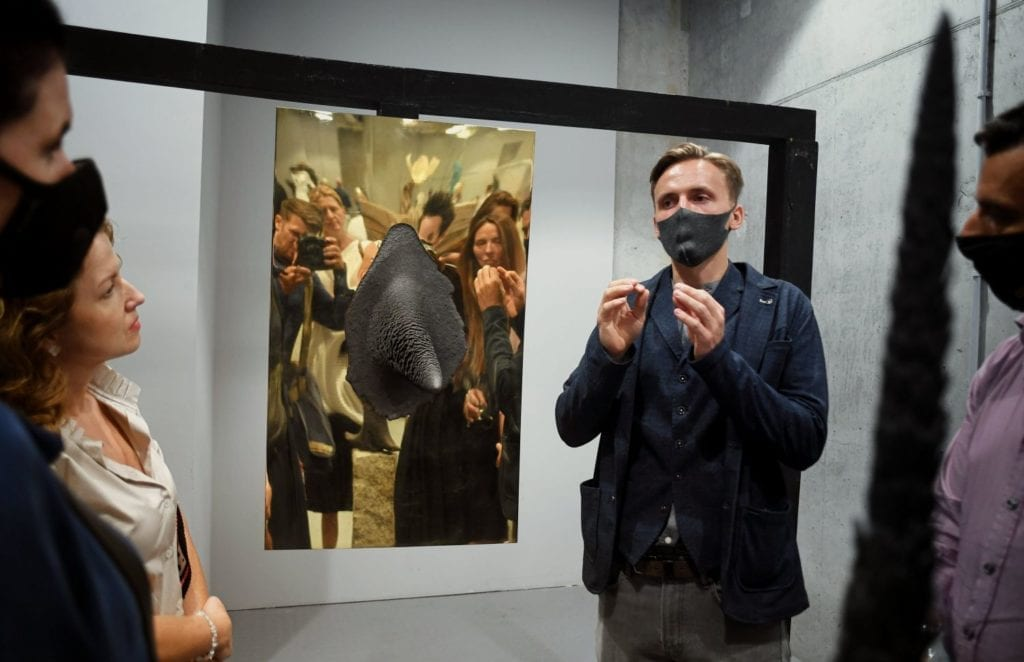 wystawa-laboratorium-rzeźby-inspiracje-wnętrze