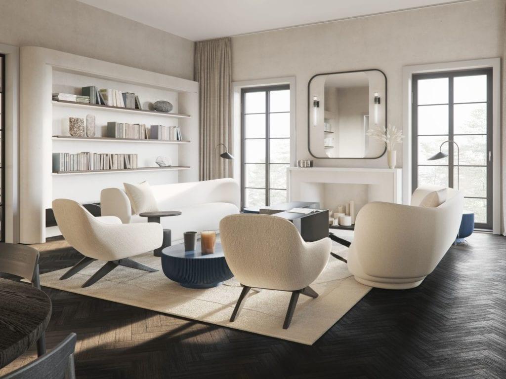 salon-wnętrze-inspiracje-krzesła-fotele