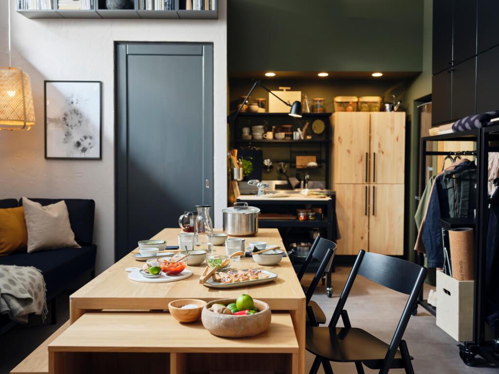 stół-inspiracje-wnętrze-ikea