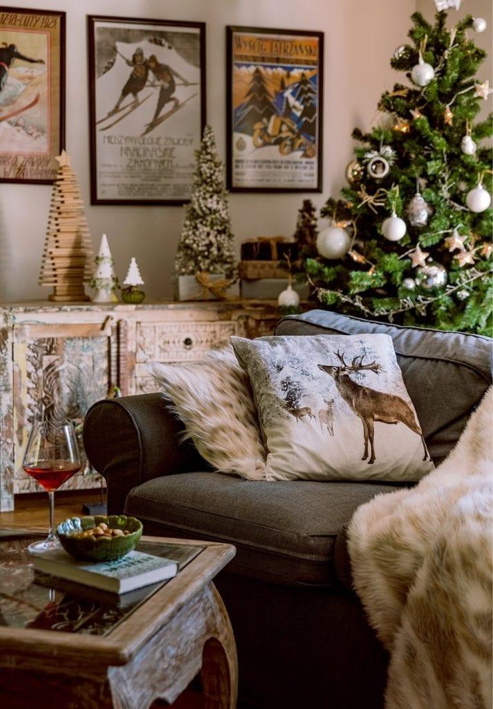 Święta Bożego Narodzenia dodatki dekoracje