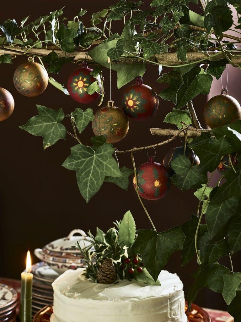 ozdoby świąteczne, bombki, święta