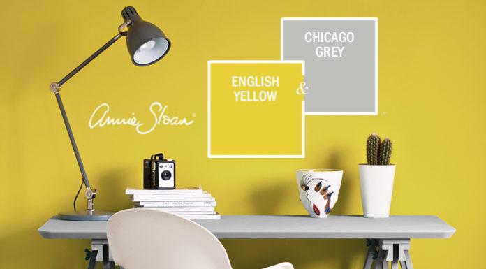 kolor roku 2021 farby kredowe Annie Sloan