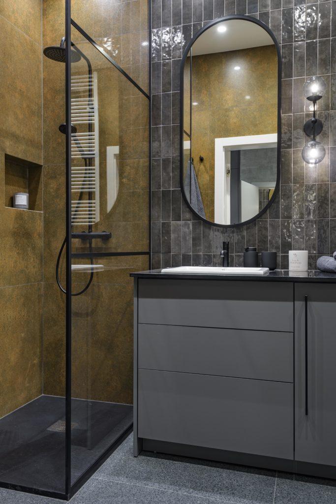 idealny prysznic kabina prysznicowa walk in