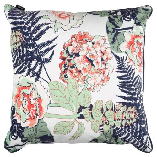 Poduszka w kwiaty dekoracja do domu