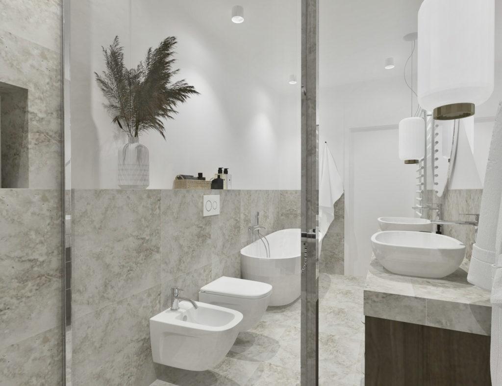 wymarzona łazienka projekt łazienki