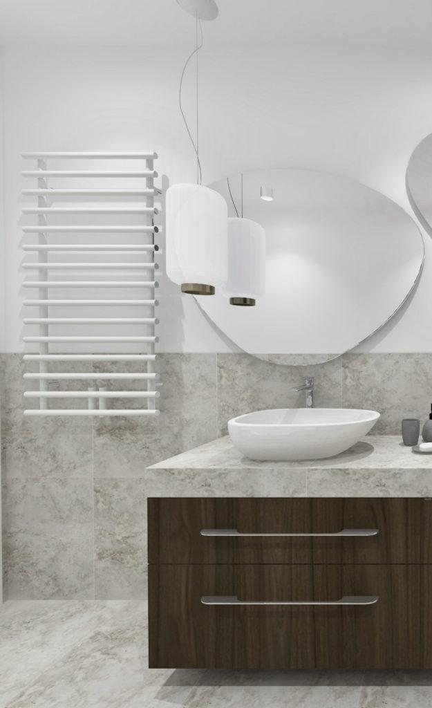 wymarzona łazienka grzejnik