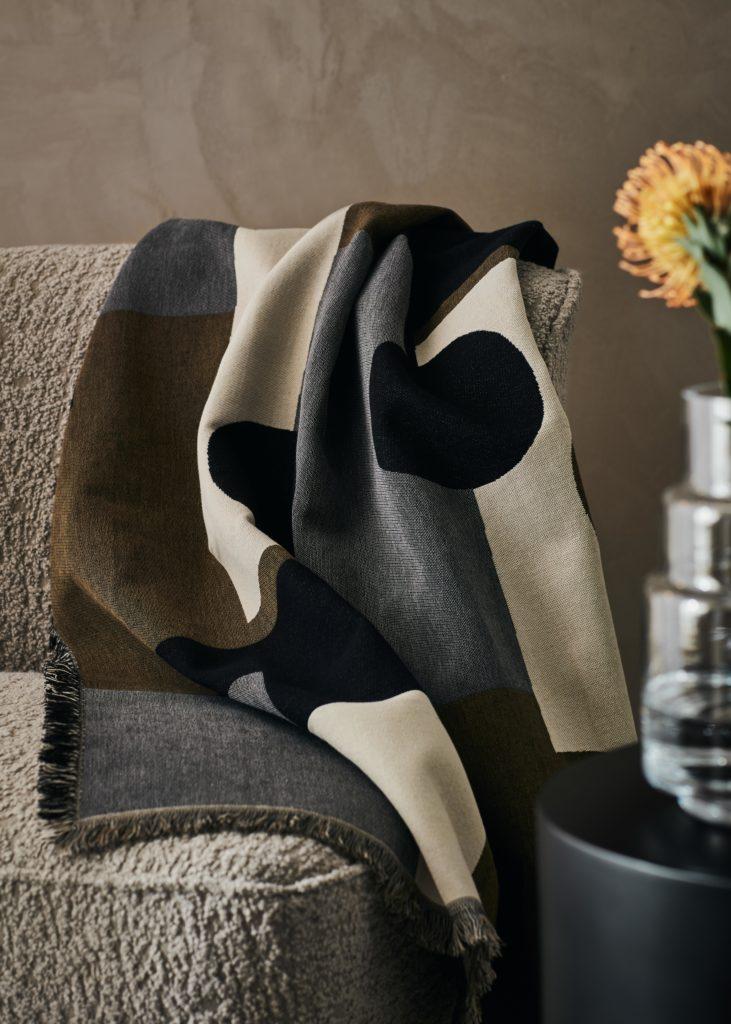 Markslöjd Home piękne tekstylia, koce, poduchy